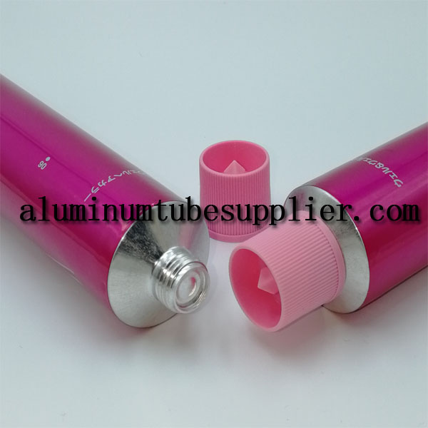 Aluminum Cosmetic Tube Packaging