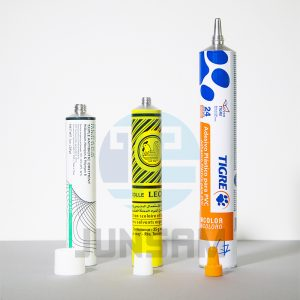 Aluminum Adhesive Tube Packaging
