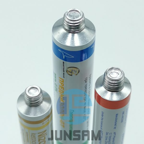 Aluminium Squeezing Tubes