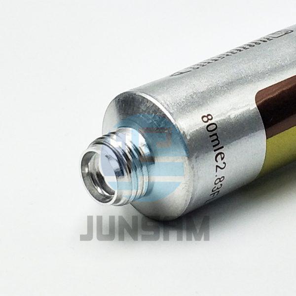Compressible Aluminum Tube