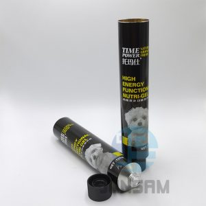 Pet Food Aluminum Tube